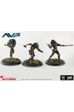 Alien Vs Predator Board Game The Hunt Begins Expansion Pack Predators *English Version*