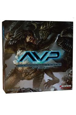Alien Vs Predator Board Game The Hunt Begins 2nd Edition *English Version*