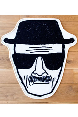 Breaking Bad Rug Heisenberg 80 x 84 cm