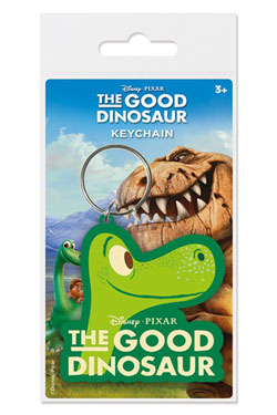 The Good Dinosaur Rubber Keychain Arlo 6 cm