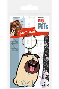 Secret Life of Pets Rubber Keychain Mel 6 cm