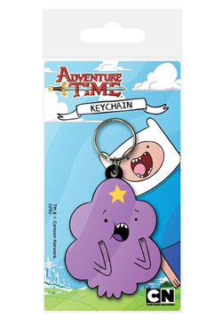 Adventure Time Rubber Keychain Lumpy Space Princess 6 cm