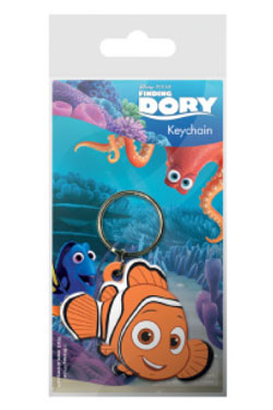 Finding Dory Rubber Keychain Nemo 6 cm