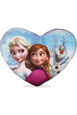 Frozen Plush Cushion Elsa & Anna & Olaf 45 x 35 cm