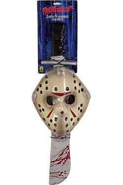 Friday the 13th Foam Mask Jason