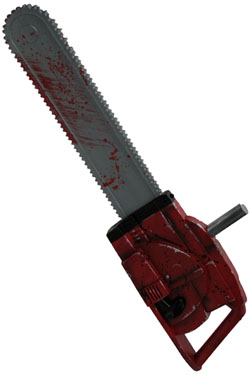 Texas Chainsaw Massacre Chainsaw with Sound Leatherface
