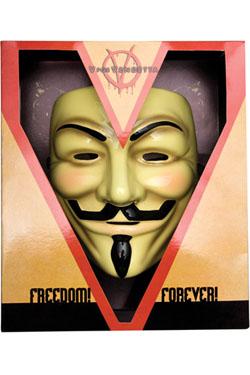 V for Vendetta Guy Fawkes Mask