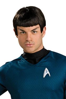 Star Trek Wig with Ears Spock