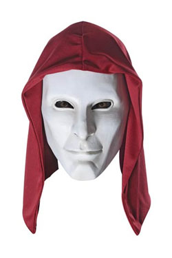 Batman Arkham Origins Latex Mask Anarky