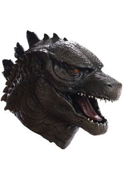 Godzilla Deluxe Latex Mask Godzilla