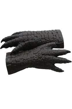 Godzilla Latex Hands