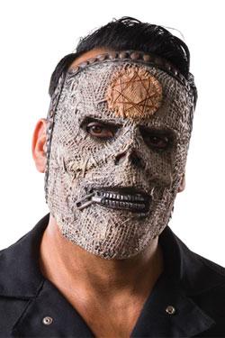 Slipknot Vinyl Mask Bass Face