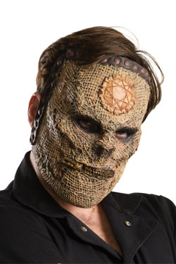 Slipknot Vinyl Mask Drums Face