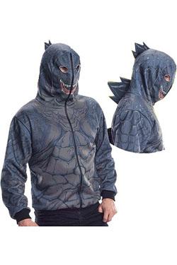 Godzilla Hooded Sweater Godzilla Size XS