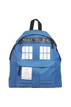 Doctor Who Backpack Tardis