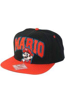 Nintendo Baseball Cap Mario