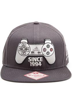 Sony PlayStation Snap Back Baseball Cap Controller