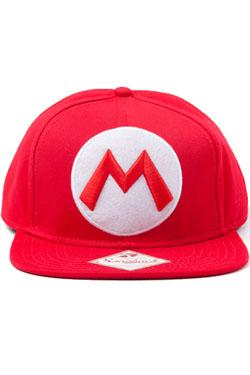 Nintendo Baseball Cap M Logo