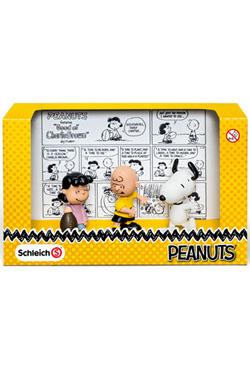 Peanuts Figure 3-Pack Classic 5 cm