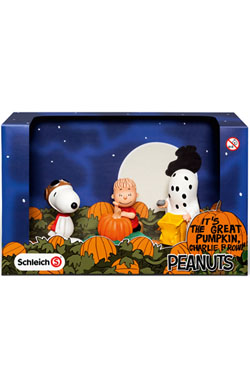 Peanuts Figure 3-Pack Halloween 5 cm