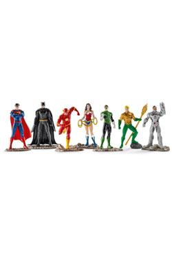 Justice League Figure 7-Pack The Justice League 10 cm