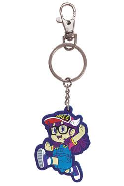 Dr. Slump Rubber Keychain Arale 7 cm