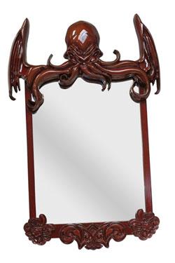 Cthulhu Mirror Cthulhu 80 x 50 cm