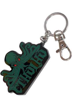 Cthulhu Metal Keychain Cthulhu Logo 7 cm