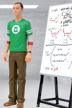 The Big Bang Theory Figure Sheldon Cooper 18 cm