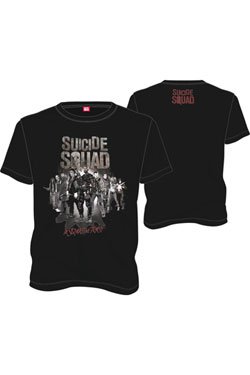 Suicide Squad T-Shirt In Squad We Trust Size XXL