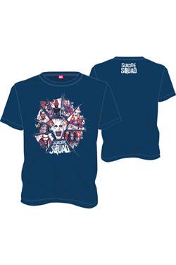 Suicide Squad T-Shirt Joker Size L