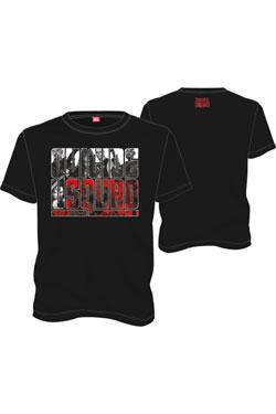 Suicide Squad T-Shirt Letters Size XL