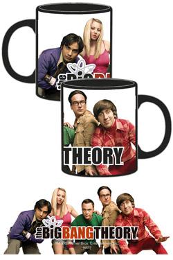 The Big Bang Theory Mug Group