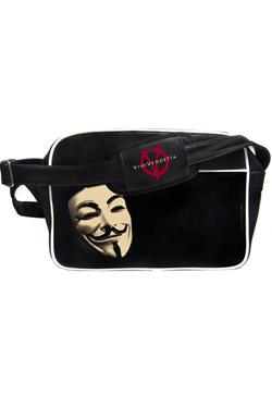 V for Vendetta Shoulder Bag Logo