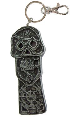 Goonies Metal Key Ring Bones Key