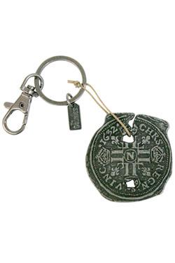 Goonies Metal Key Ring Spanish Doubloon