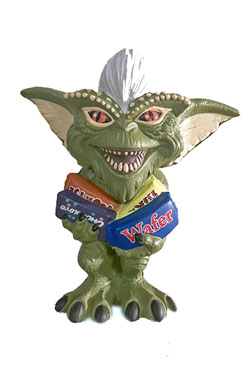 Gremlins Anti-Stress Figure Stripe 15 cm