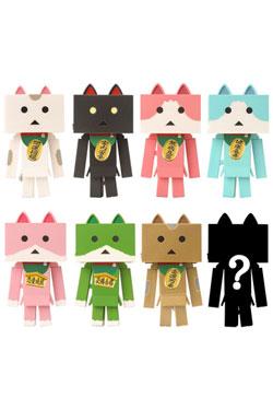 Yotsubato! Mini Figures 7 cm Nyanboard Maneki Assortment (8)