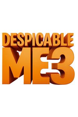 Despicable Me 3 Plush Figure with Sound Tim 25 cm