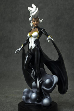 Marvel Comics Museum Collection Statue 1/9 Storm Uncanny X-Force Ver. 21 cm