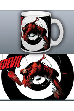 Marvel Comics Mug Daredevil Spiral