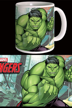 Avengers Mug Hulk