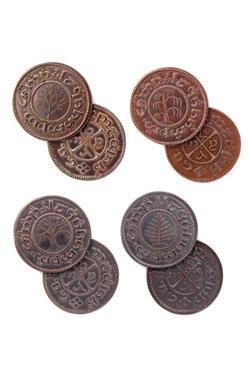 The Hobbit Coin Set #5 4 Shire Pennies