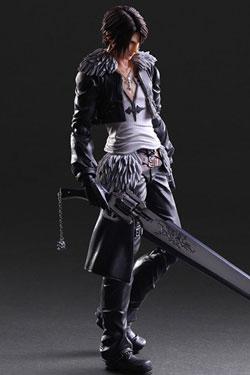 Dissidia Final Fantasy Play Arts Kai Action Figure Squall Leonheart 23 cm