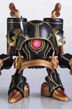 World of Final Fantasy Static Arts Mini Magitek Armour 12 cm