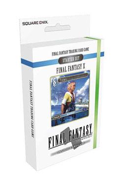 Final Fantasy X TCG Starter Deck Display (6) *English Version*