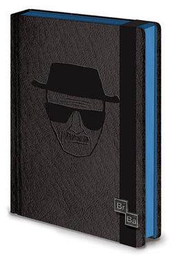 Breaking Bad Premium Notebook A5 Heisenberg
