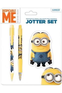 Despicable Me Pen & Pencil Set Minion