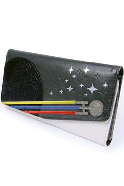 Star Trek Ladies Wallet Artwork