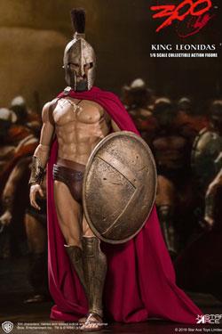 300 My Favourite Movie Action Figure 1/6 King Leonidas 30 cm